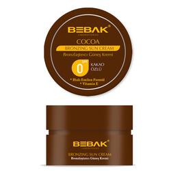 Bebak - Bebak Güneş Kremi Kakao Özlü 100 ml
