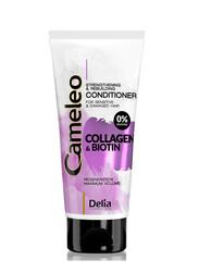 Cameleo - Delia Cosmetics Kolajen ve Biyotin içeren Güçlendirici ve Yeniden Yapılandırıcı Saç Kremi 200 ml