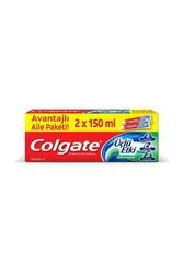 Colgate - Colgate Diş Macunu 3 Etkili Nane 2*150 ml Avantaj