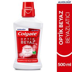 Colgate - Colgate Optic White Ağız Bakım Suyu 500 ml