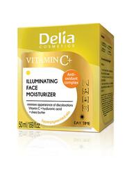 Delia Cosmetics - Delia Cosmetics C vitaminli Aydınlatıcı Yüz Nemlendirici 50 ml