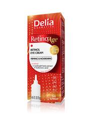 Delia Cosmetics - Delia Cosmetics Retinol içerikli Sıkılaştırıcı ve Besleyici Göz Kremi 15 ml
