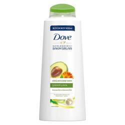 Dove - Dove Avokado Özlü Dökülmeye Karşı Saç Bakım Şampuanı 600 ml