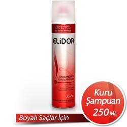 Elidor - Elidor Boyalı Saçlar Için Canlandırıcı Kuru Şampuan 250 ml