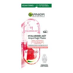 Garnier - Garnier Hyaluronik Asit Kağıt Maske 15Gr