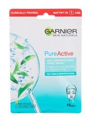Garnier - Garnier Saf&Temiz Kağıt Maske 23Gr
