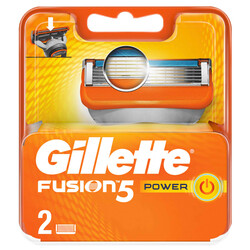 Gillette - Gillette Fusion Power 2'li Yedek Tıraş Bıçağı