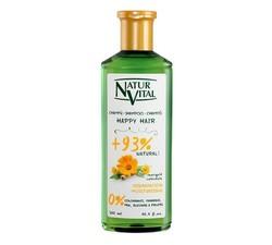 Natur Vital - Happy Hair Shampoo Moisturising 300 ml