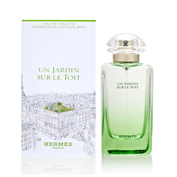 Hermes - Hermes Un Jardin Sur Le Toit 50 ml Edt