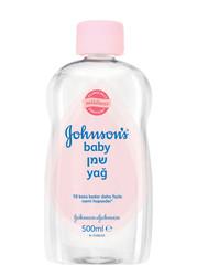 Johnson's - Johnson's Baby Oil 500ml