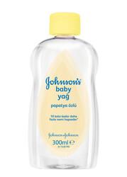 Johnson's - Johnson's Baby Oil Papatya 300ml
