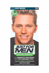 Just For Men - Just For Men Saç Boyası Açık Kahve