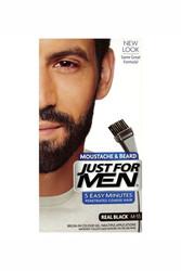 - Just For Men Sakal Bıyık Boyası Siyah