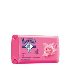 Le Petit Marseiliais - Le Petit Marseillais Katı sabun Gül 125 g