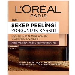 Loreal Paris - L'Oréal Paris Şeker Peelingi Yorgunluk Karşiti