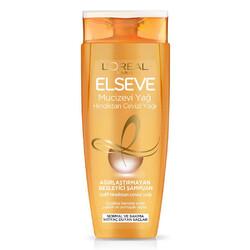 Elseve - Elseve Mucizevi Yağ - Hindistan Cevizi Yağı Besleyici Şampuan 450 ml