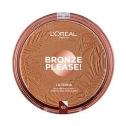 Loreal Paris - Loreal Glam Bronze Terra 03