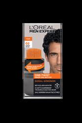 Loreal Paris - Loreal Paris Men Expert One-Twist Erkek Saç Boyası Siyah 02