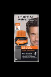Loreal Paris - Loreal Paris Men Expert One-Twist Erkek Saç Boyası Açık Kahve 05