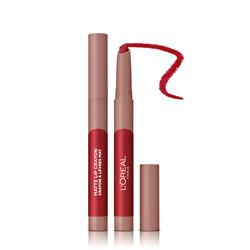 Loreal Paris - Loreal Paris Infallible Matte Lip Crayon 113