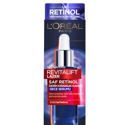Loreal Paris - L'oreal Paris Revitalift Laser Gece Serumu Retinol 30 ml