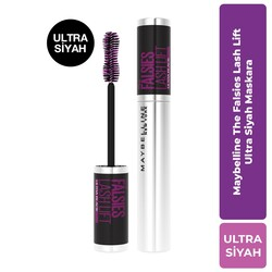 Maybelline - Maybelline New York Falsıes Lash Lift Mascara Ultra Black