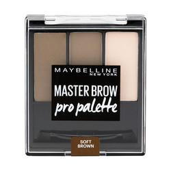 Maybelline - Maybelline New York Master Brow Pro Kaş Paleti - 03 Açik Ton
