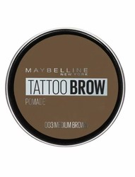 Maybelline - Maybelline Tattoo Brow Pomade Pot No 03 Medium