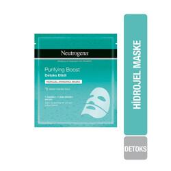 Neutrogena - Neutrogena Skin Detox Maske 1 Adet
