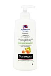 Neutrogena - Neutrogena Norveç Böğürtlenli Besleyici Losyon 250 ML