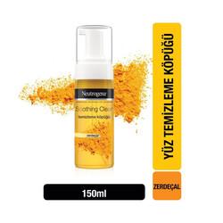 Neutrogena - Neutrogena Soothing Clear Yüz Temizleme Köpüğü 150 ml