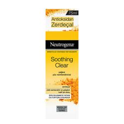 Neutrogena - Neutrogena Soothing Clear Nemlendirici 50 ml