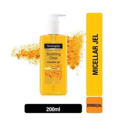 Neutrogena - Neutrogena Soothing Clear Temizleme Jeli 200 ml