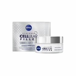 Nivea - Nivea Hyaluron Cellular Filler + Sıkılaştırıcı Gündüz Kremi 50 ml