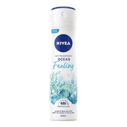 Nivea - Nivea Deospray Woman Ocean Feeling 150 ml