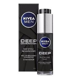 Nivea - Nivea For Men Deep Dİmenson Nemlendirici 50 ml