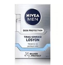 Nivea - Nivea Men Silver Protect Tıraş Sonrası Losyon 100 ml