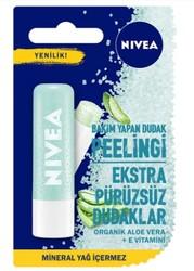 Nivea - Nivea Lip Care Peeling Aloe Vera