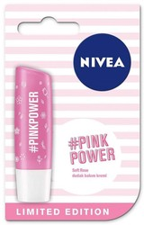Nivea - Nivea Lip Care Pink Power