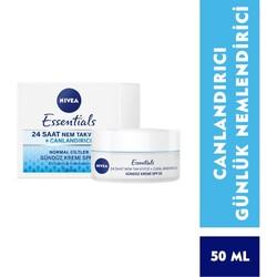 Nivea - Nivea Neml endirici Günlük Yüz Kremi Normal/Karma Cilt 50 ml