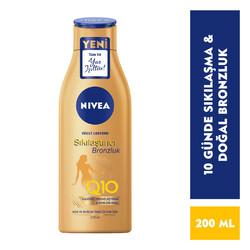 Nivea - Nivea Q10 Sıkılaştırıcı Bronzluk Vücut Losyon 200 ml