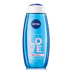 Nivea - Nivea Shower Gel Love Sun Splash 500 ml
