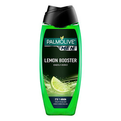Palmolive - Palmolive Duş Jeli for men Lemon Booster 500 ml