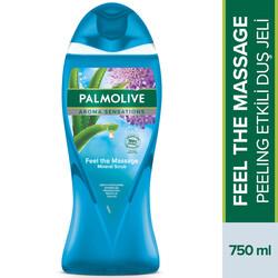Palmolive - Palmolive Duş Jeli Massage Scrub Anti-Stress 750 ml