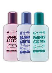 Parmex - Parmex Aseton Sümbül+Nar Çiçeği+Hanımeli (1 ADET) 200Ml
