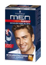 Schwarzkopf - Schwarzkopf Perfect Men Saç Boyası 50