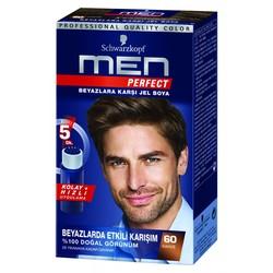 Schwarzkopf - Schwarzkopf Perfect Men Saç Boyası 60