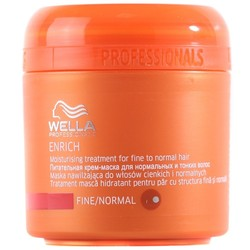 Wella - Wella Yoğun Nemlendirici Saç Bakım Maskesi 150ml