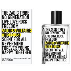 Zadig&Voltaire - Zadig & Voltaire This Is Us EDT 50 ml
